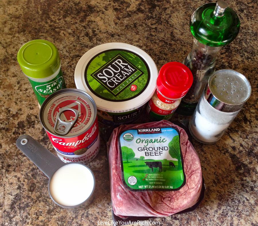 how to make best stroganoff