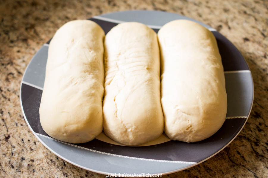 How To Make Breadsticks Out Of Frozen Bread Dough Live