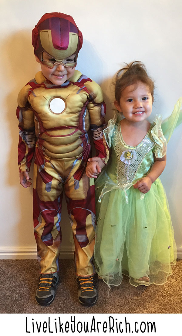 10 Ways to Save Big on Halloween Costumes