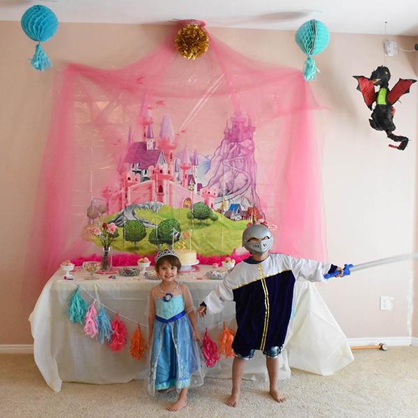Medieval Birthday Party