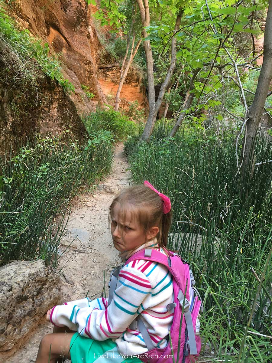 Inexpensive and Easy Activities for Toddlers—Series. Post 3: Hiking