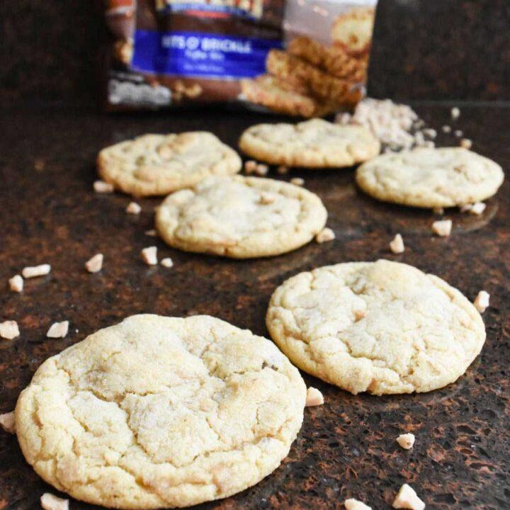 Heath Bits O'Brickle Cookie Recipe