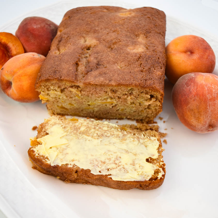 Delicious Peach Bread Recipe