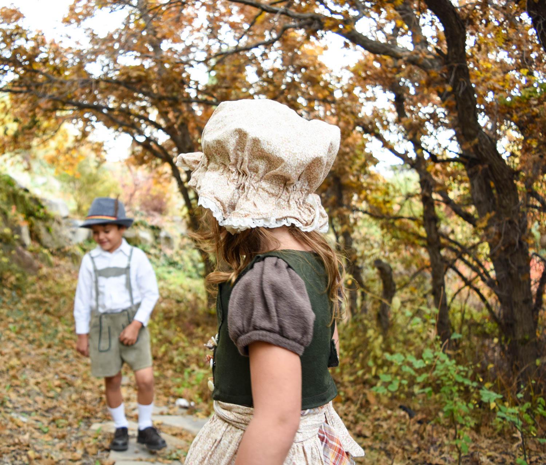Gretel's bonnet