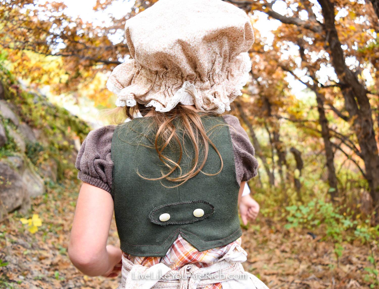 Gretel's vest