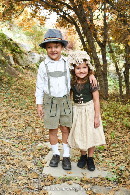 fun halloween costume for ages 2-5