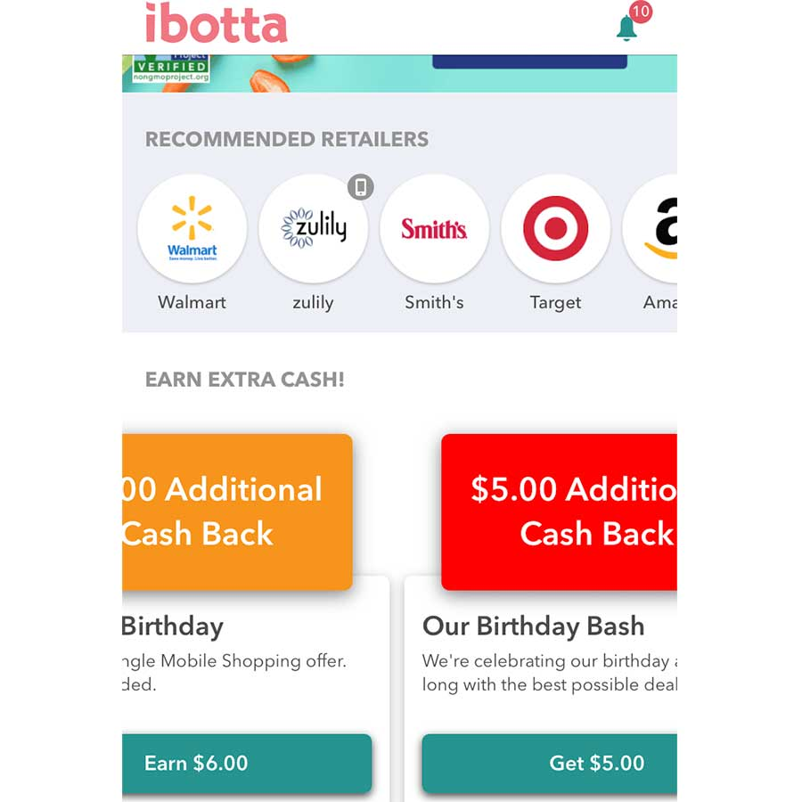 Want Cash Back? There's an App for That.