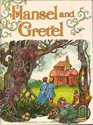 Hansel and Gretel Fairytale book