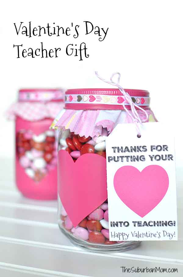 Valentines Day Teacher Gift