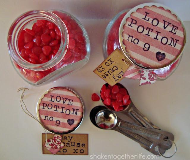 Love potion number 9 valentine