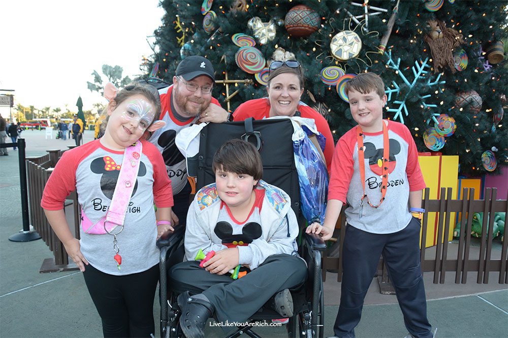 Tips for Traveling to Disney with Kids Who Have Special Needs