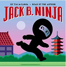 Jack B. Ninja book