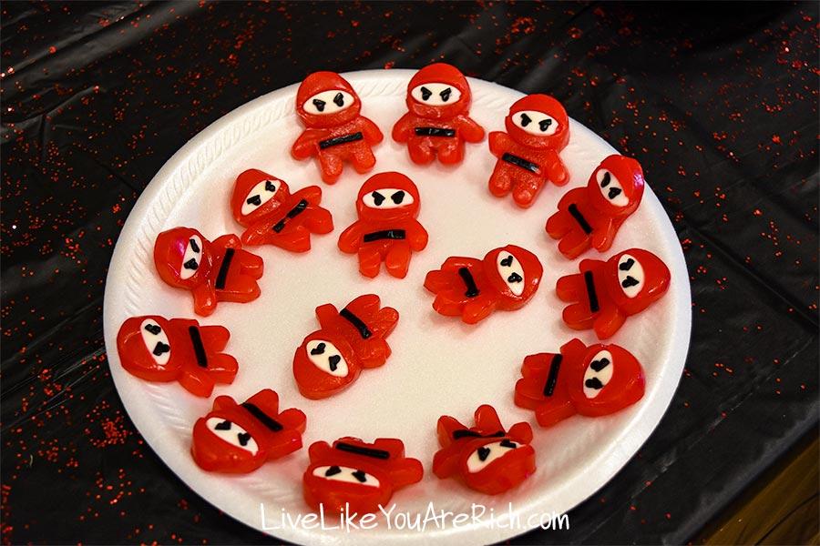 Ninja Candy Gummies