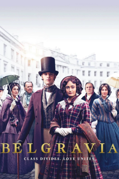 Romantic Movies similar to Pride and Prejudice and Downton Abbey