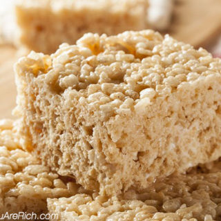 Rice Krispie Treats Recipe That Actually Taste Like Rice Krispies Treats