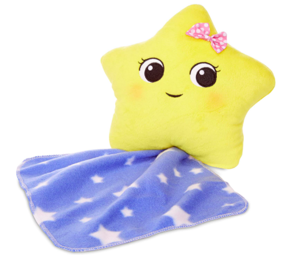 "Twinkle Twinkle Little Star Plush Toy ""Little Baby Bum"""