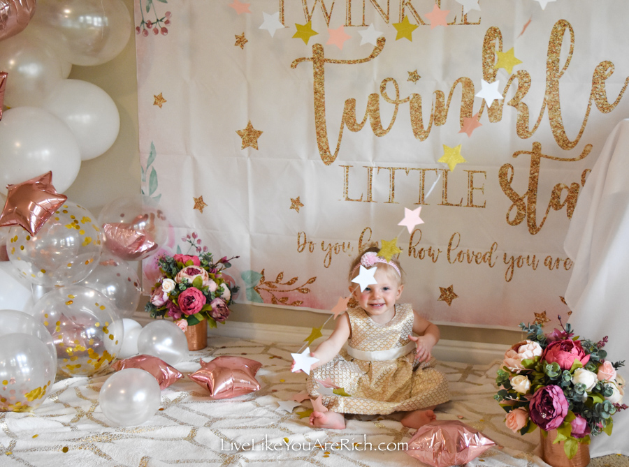 Twinkle Twinkle Little Star garland