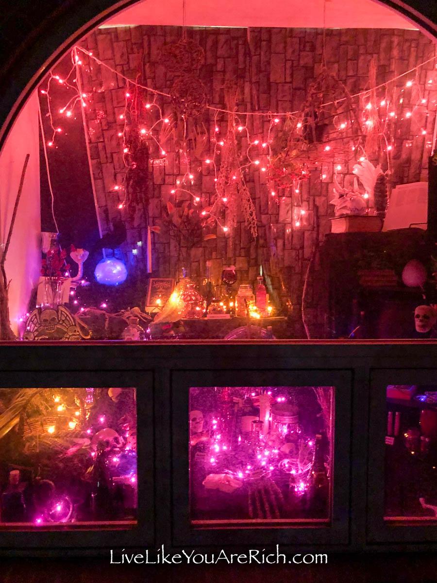 Harry Potter Diagon Alley Window Display