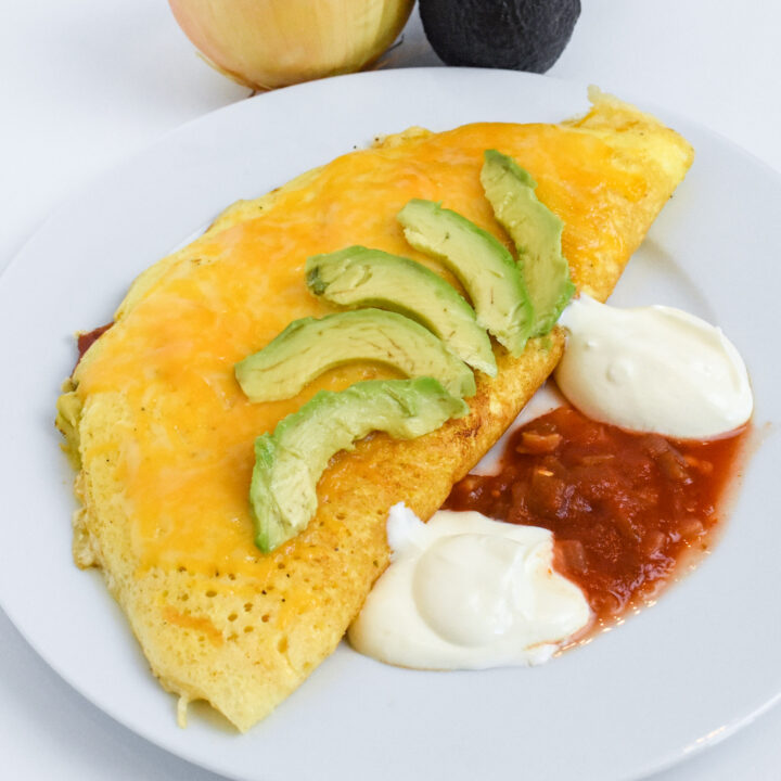 How to Make a Restaurant Style Omelette