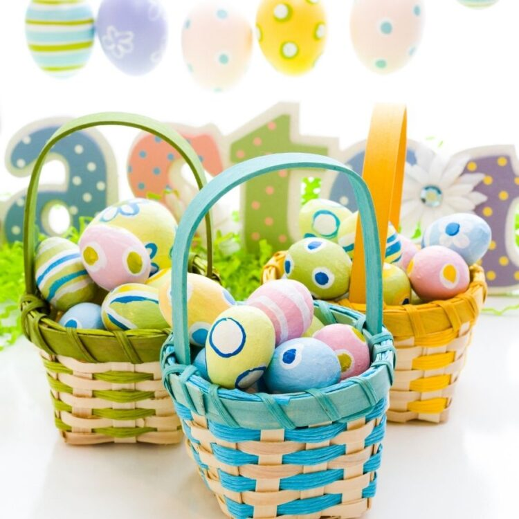 11 Easter Basket Ideas for Kids {Candy Free}