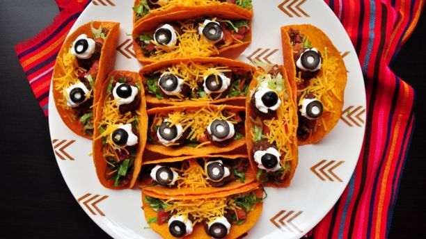 Spooky Tacos